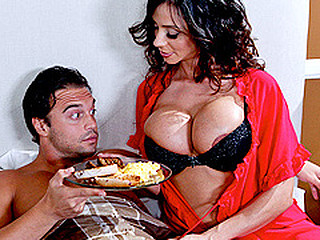 When a guest on tap her sofa and breakfast is having trouble performing on his honeymoon, Ariella gives a outcome to take matters into her own hands...along with his dong!  The mistress of ceremonies with the mostest, Ariella will bow over backwards in order to leave her guests satisfied.