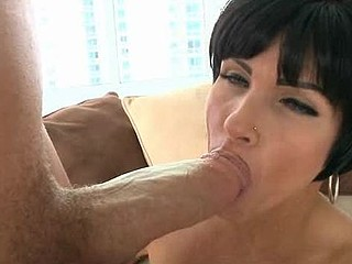 Dreamboat loves to get her loving holes stuffed by big penis